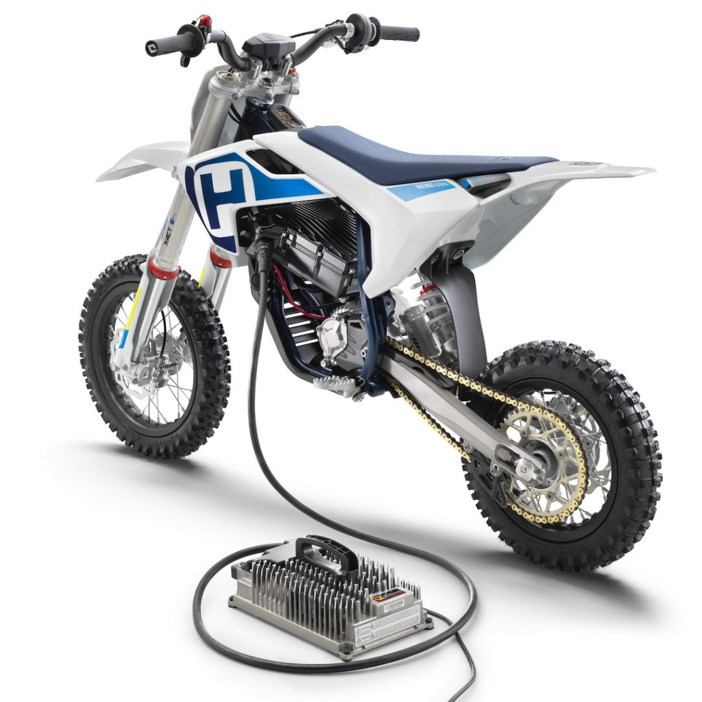 electric husqvarna