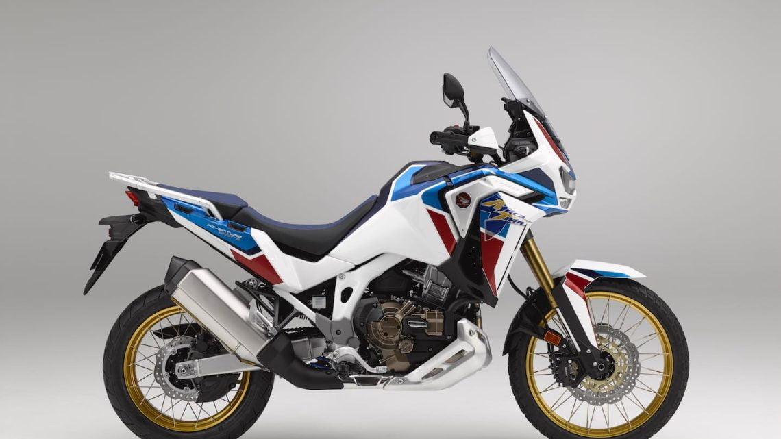 HONDA CRF1100L AFRICA TWIN 2020
