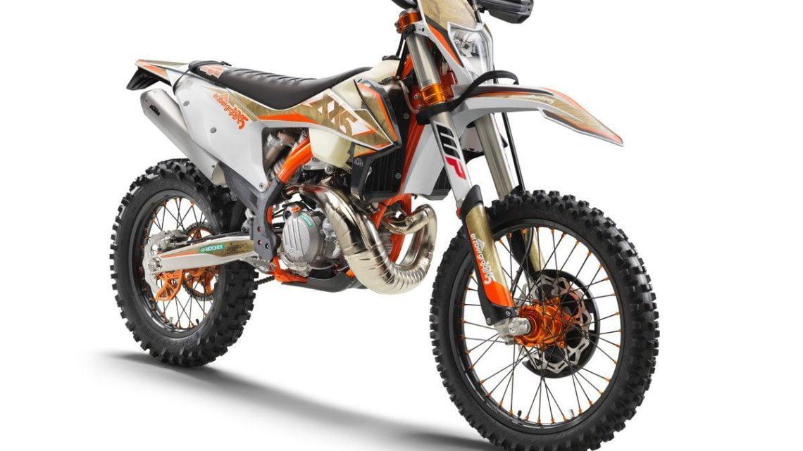 KTM 300 XC-W TPI ERZBERGRODEO Special Edition 2020