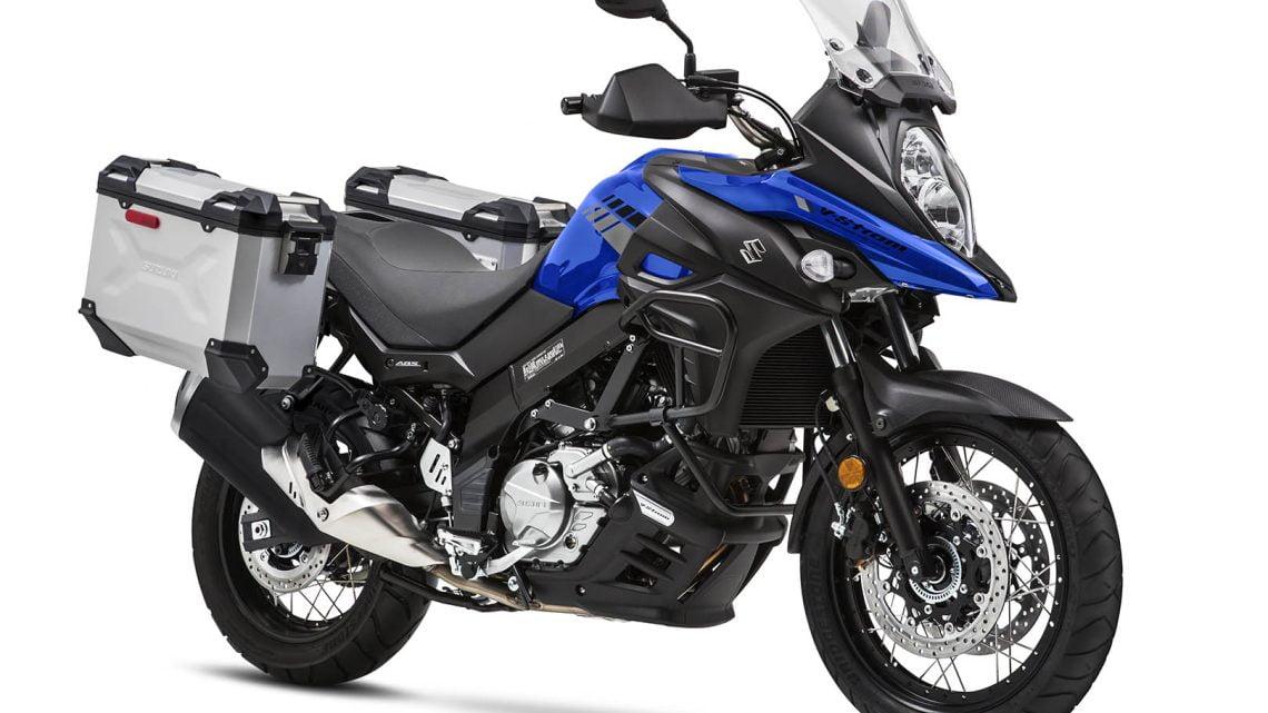 Suzuki V-Strom 650XT Adventure 2020