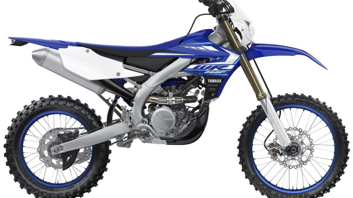 Yamaha WR250F 2020