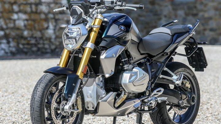 BMW R 1250 R Y RS 2020