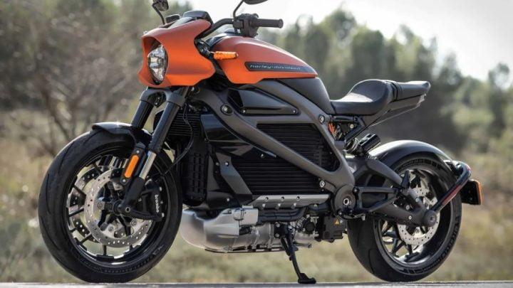 Harley-Davidson detiene la producción de LiveWire