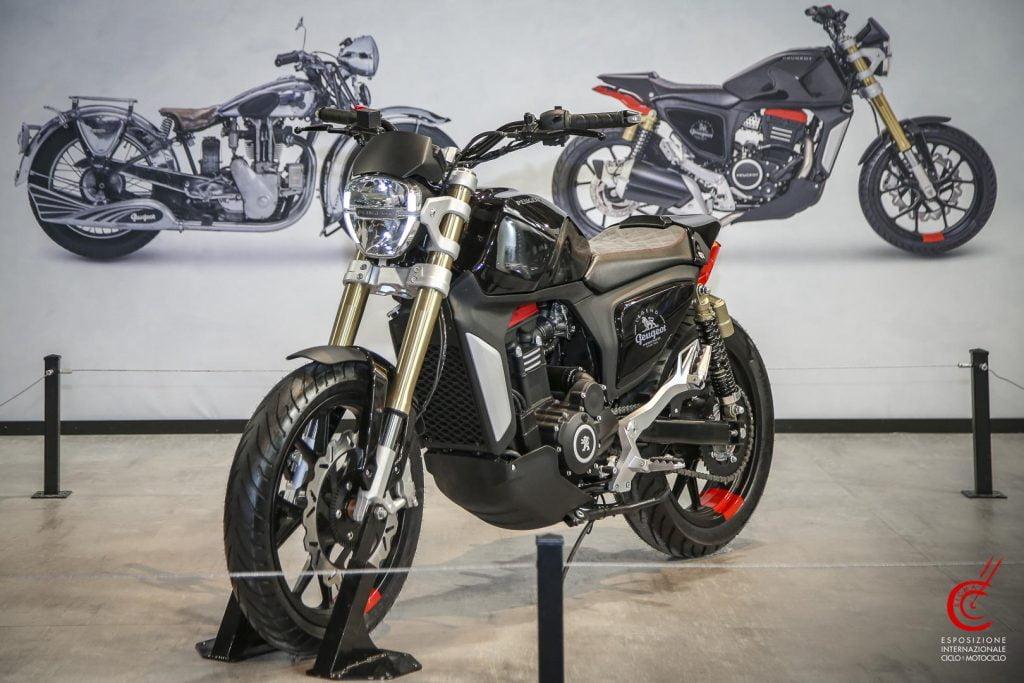 Peugeot moto