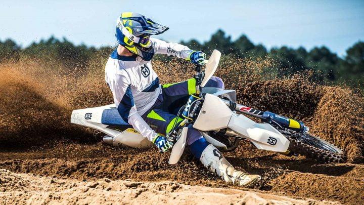 Husqvarna: 20 datos sobre sus motos y su historia