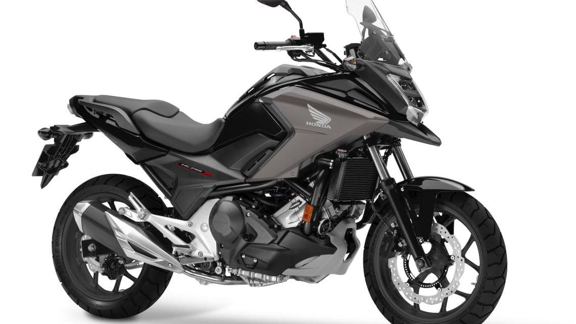Ficha Técnica Honda NC750X 2020
