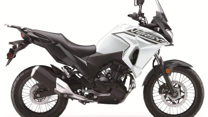 Ficha Técnica Kawasaki Versys-X 300 2020