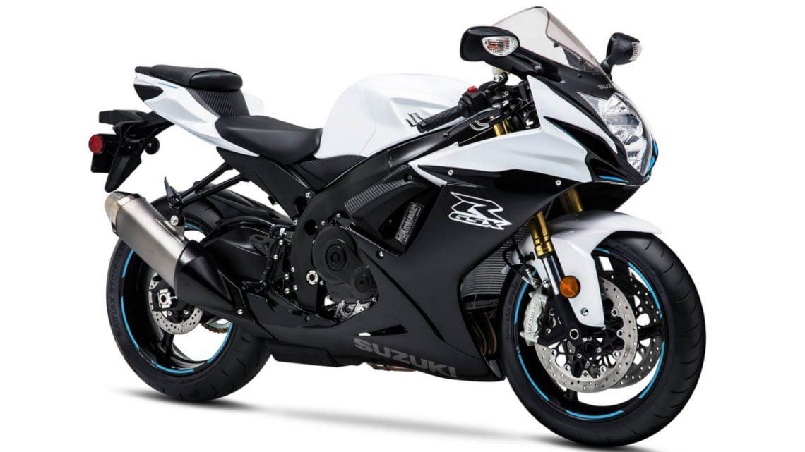 Ficha Técnica Suzuki GSX-R750 2020