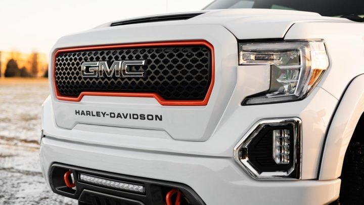HARLEY-DAVIDSON GMC SIERRA 2020