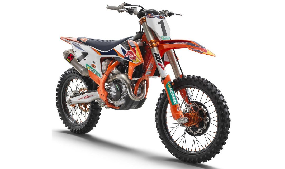 KTM 450 SX-F FACTORY EDITION 2020