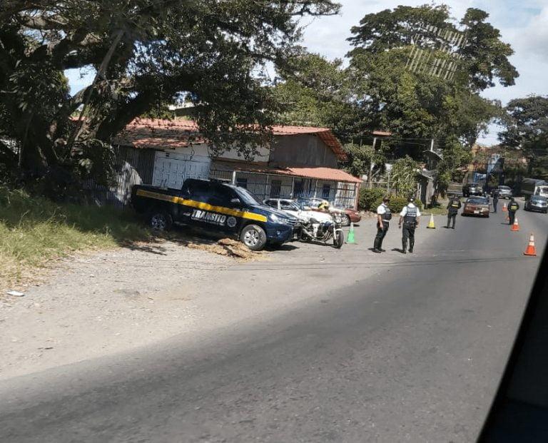 Transito en Costa Rica