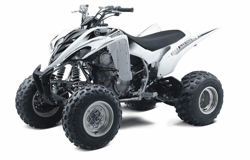 Ficha Técnica Yamaha Raptor 350