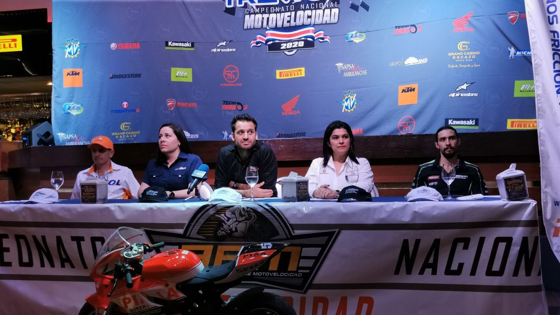 Trenton 5 – Campeonato Nacional Motovelocidad 2020