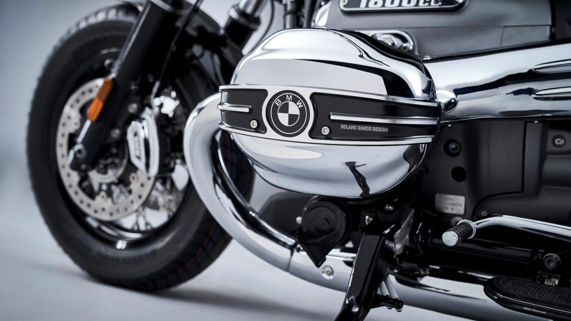 BMW R 18 2021
