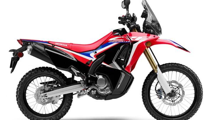 Ficha Técnica Honda CRF250L Rally 2020