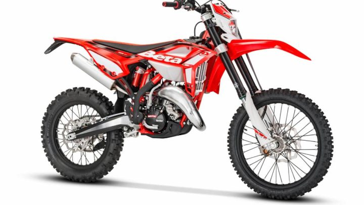 BETA RR 2-TIEMPOS OFF-ROAD LINE-UP 2021