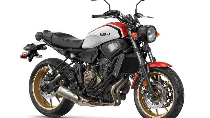 Ficha Técnica Yamaha XSR700 2020