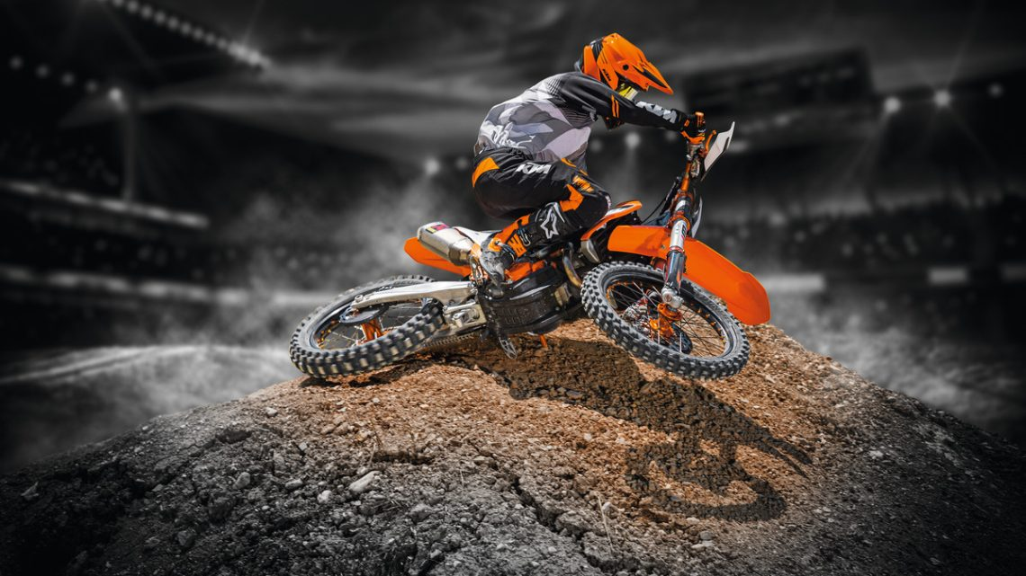 KTM MOTOCROSS Y SUPERCROSS 2021