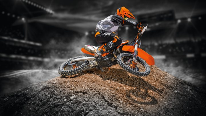 KTM MOTOCROSS Y SUPERCROSS 2021