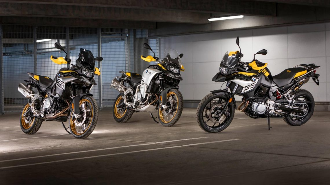 BMW F 850 GS Y GS ADVENTURE 2021