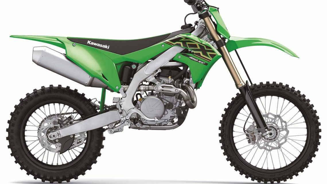 Ficha Técnica Kawasaki KX450XC (KX250XC) 2021