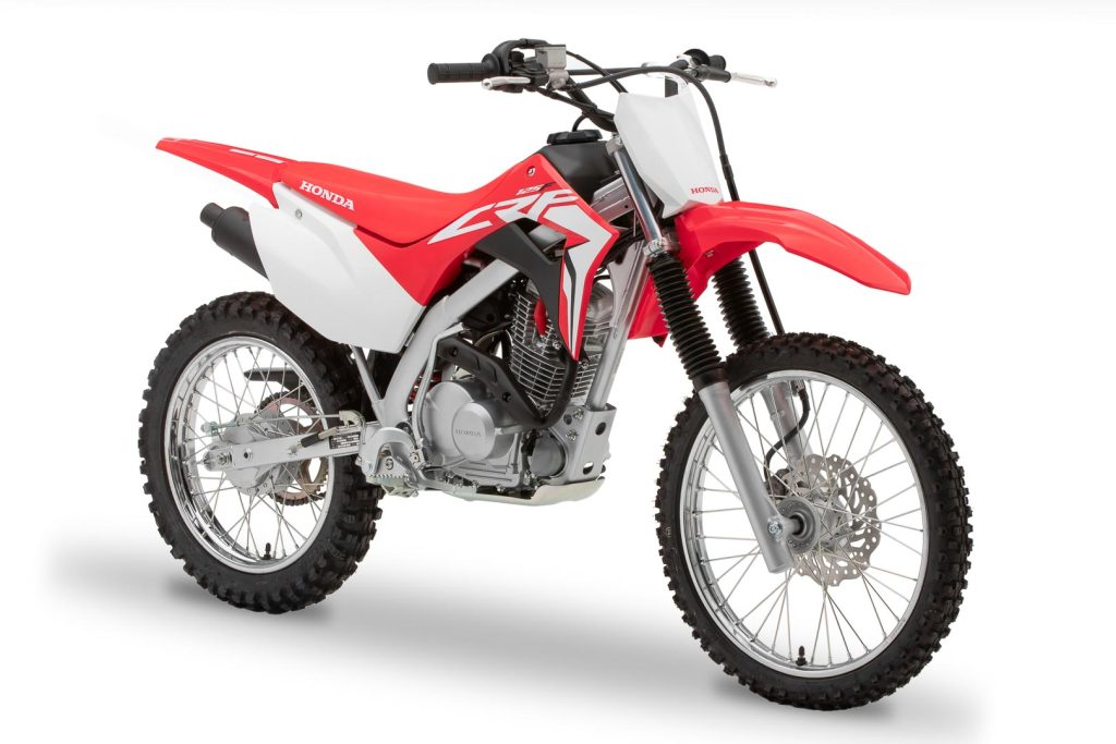crf big wheel