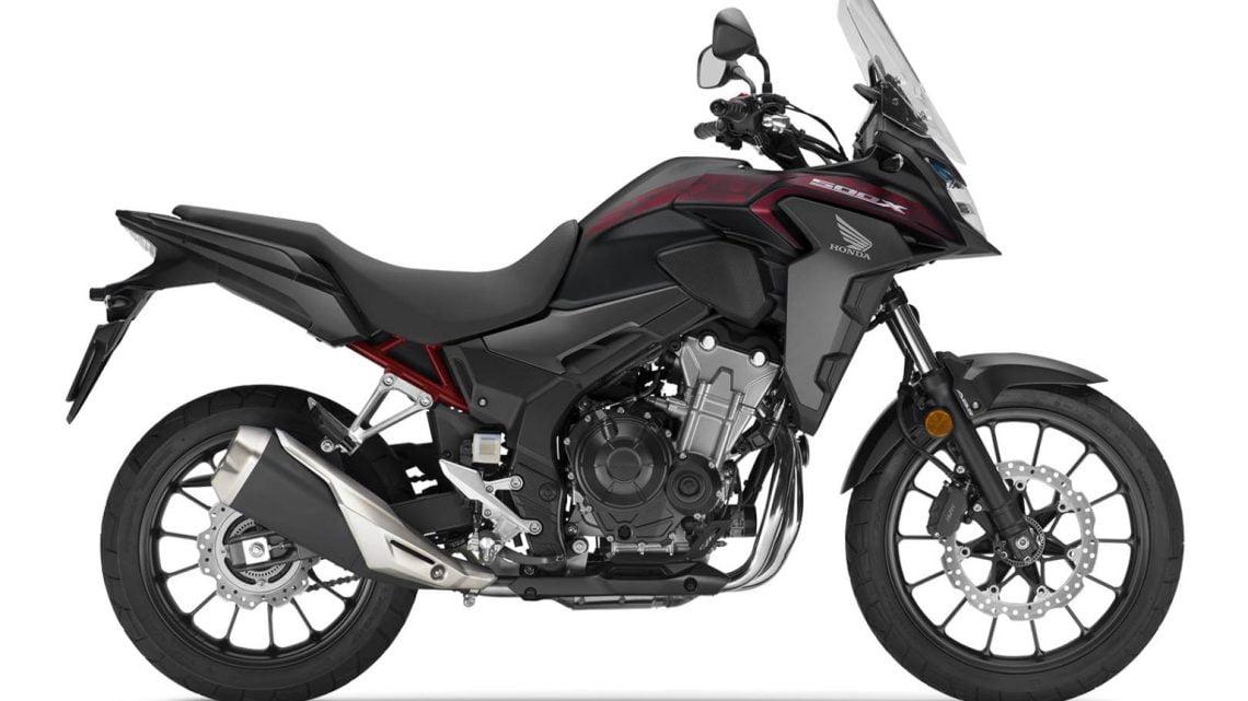 Ficha Técnica Honda CB500X 2021
