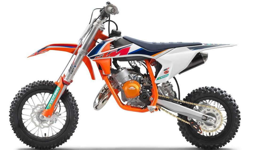 KTM 50 SX FACTORY EDITION 2021