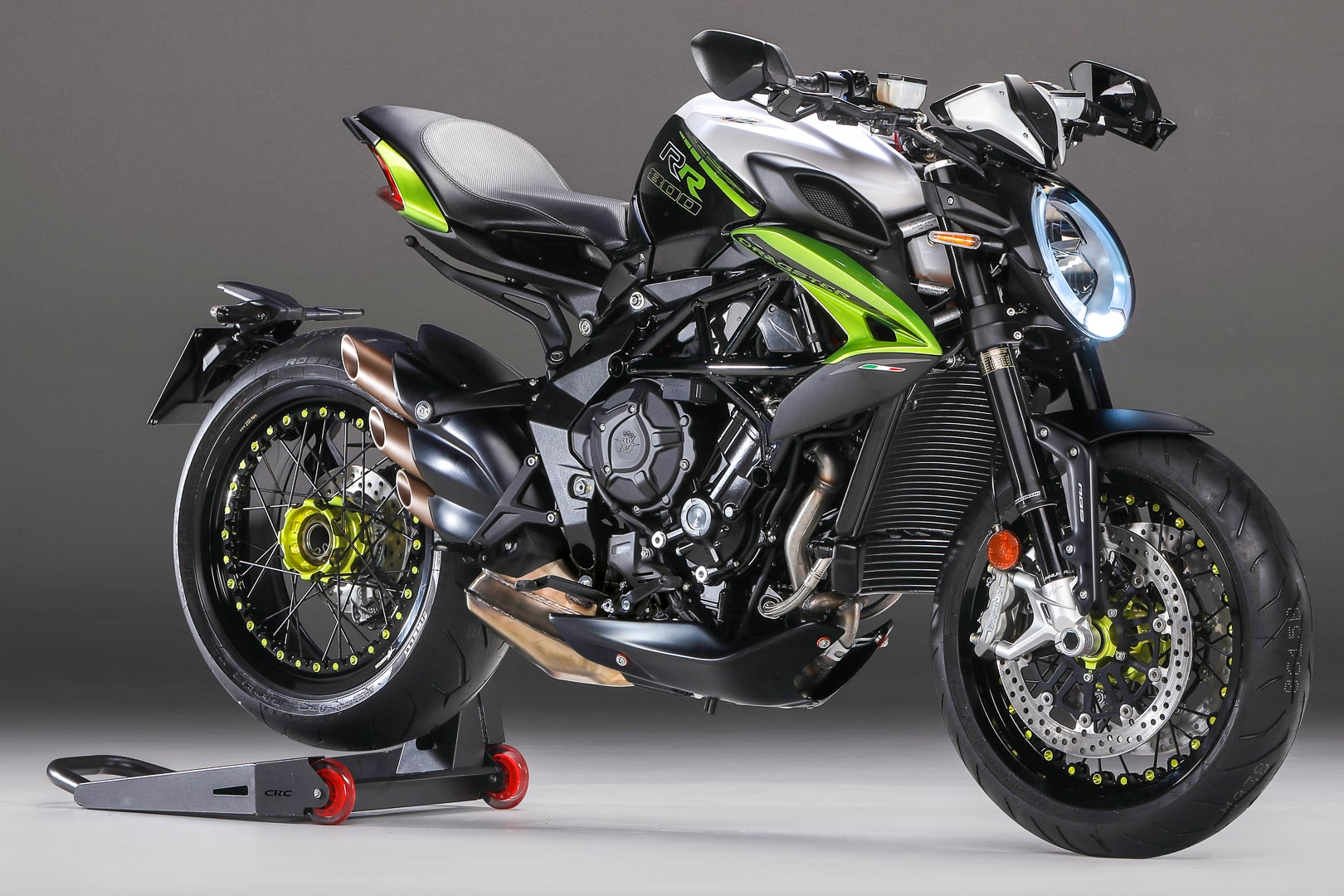 Luxury Muscle: The Limited Edition MV Agusta Rush 1000
