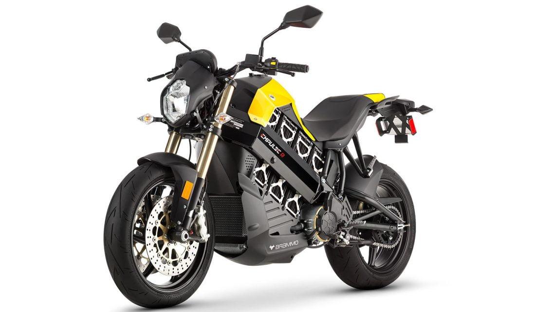 Polaris adquiere el negocio de motocicletas eléctricas de Brammo
