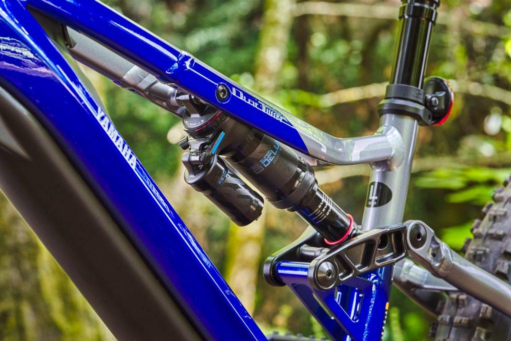 yamaha bicicleta
