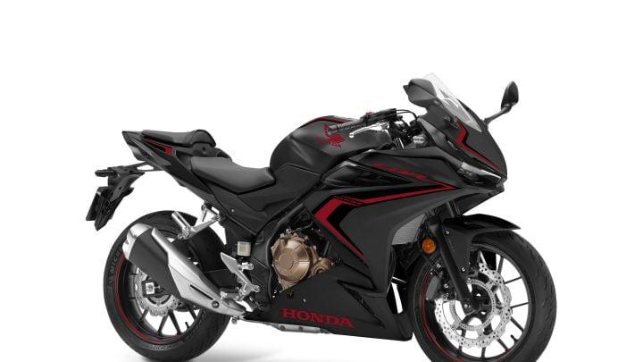 Honda CB500F, CB500X y CBR500R 2021