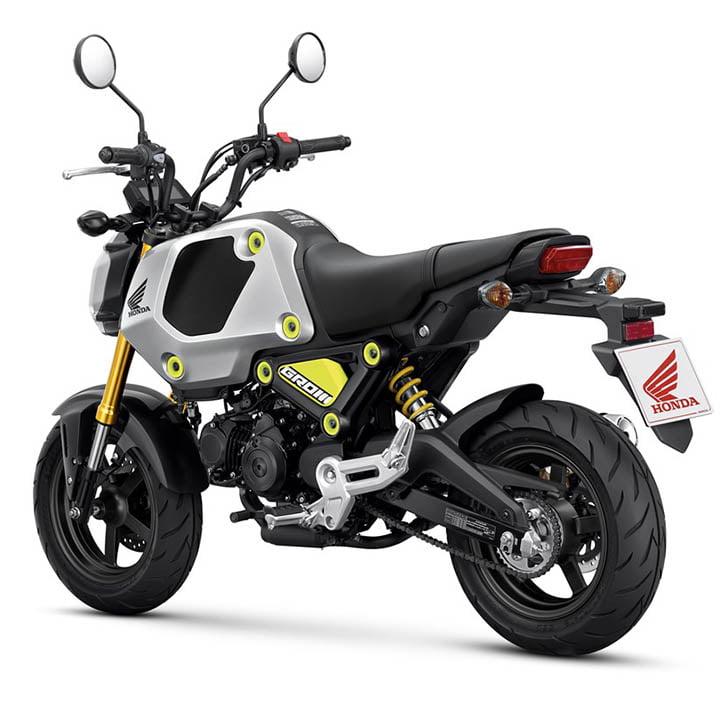 Honda 2021
