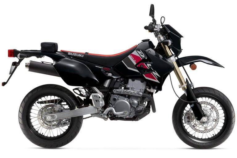 DR-Z400SM 2021
