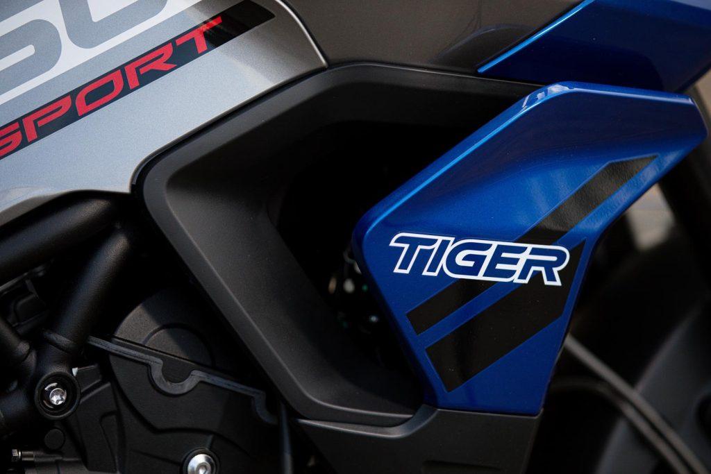 tiger 850