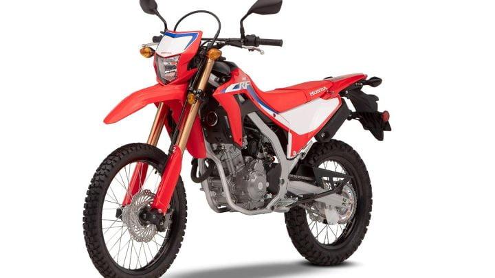 HONDA CRF300L Y CRF300L RALLY 2021