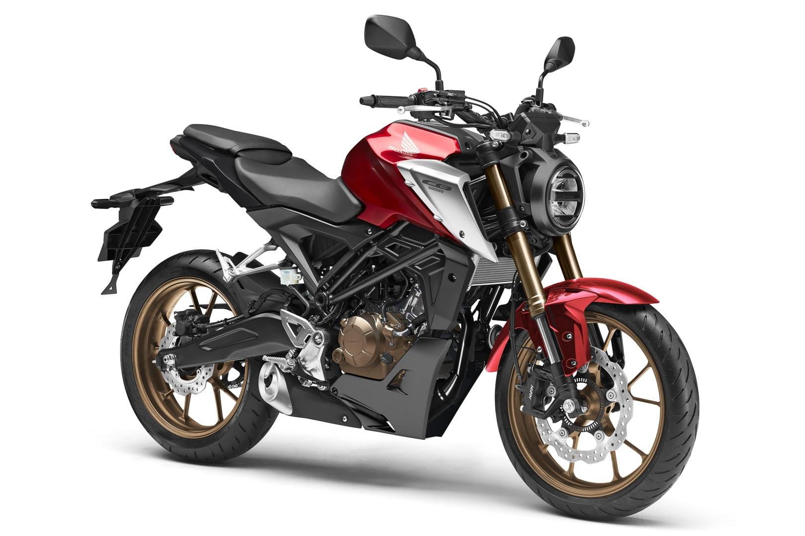 Honda CB125R Neo Sports Café 2021