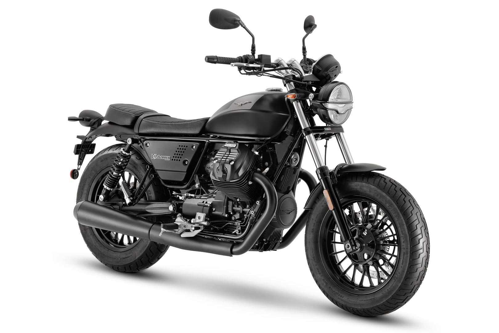Alineación Moto Guzzi V9 2021