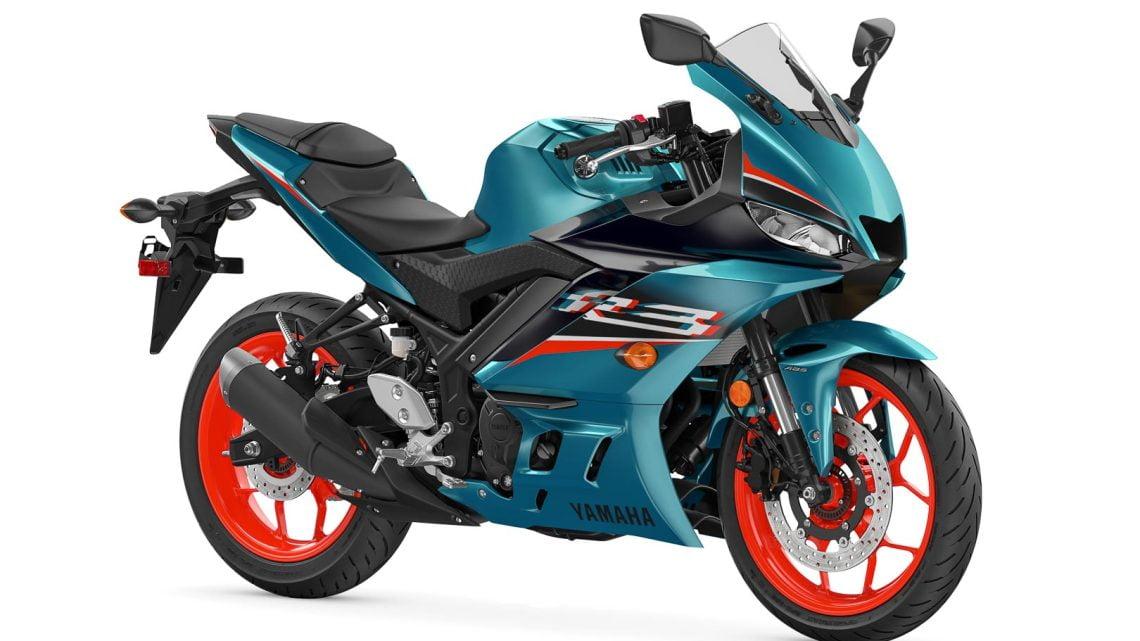 Ficha Técnica Yamaha YZF-R3 2021