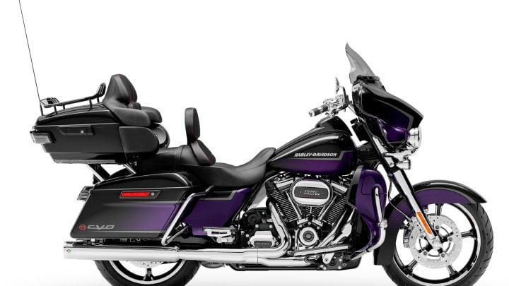 Harley-Davidson CVO Limited 2021