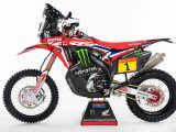Honda CRF450 Rally 2021