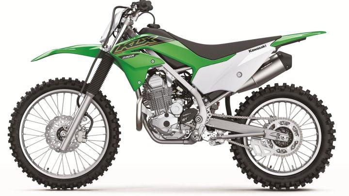 Kawasaki KLX230R S 2021