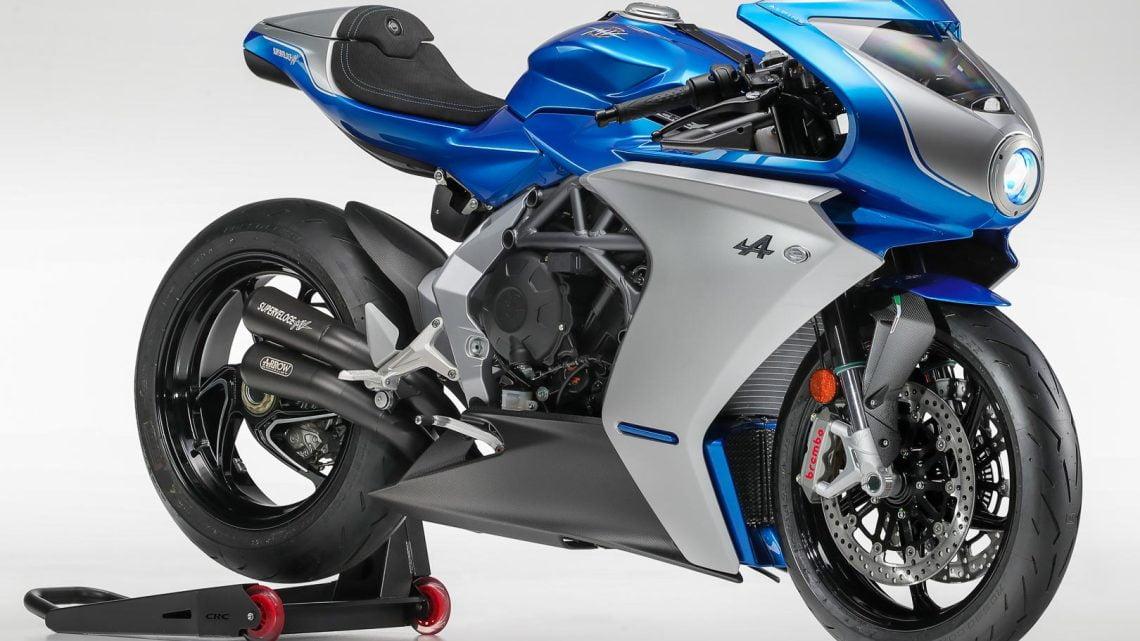 MV Agusta Superveloce Alpine 2021