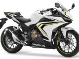 Ficha Técnica Honda CBR500R 2021
