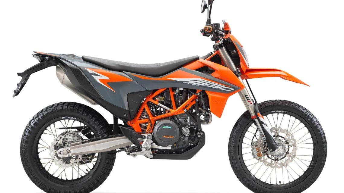 Ficha Técnica KTM 690 Enduro R 2021