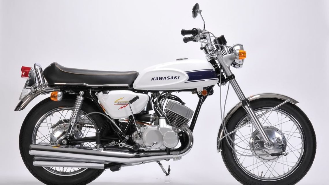 Historia de Kawasaki