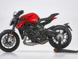 MV Agusta Dragster Rosso 2021