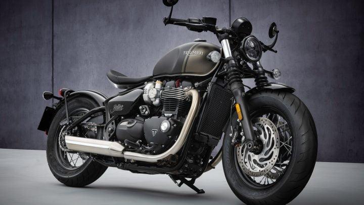 Triumph Bonneville Bobber 2022