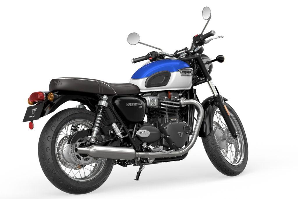 Bonneville T100 2021