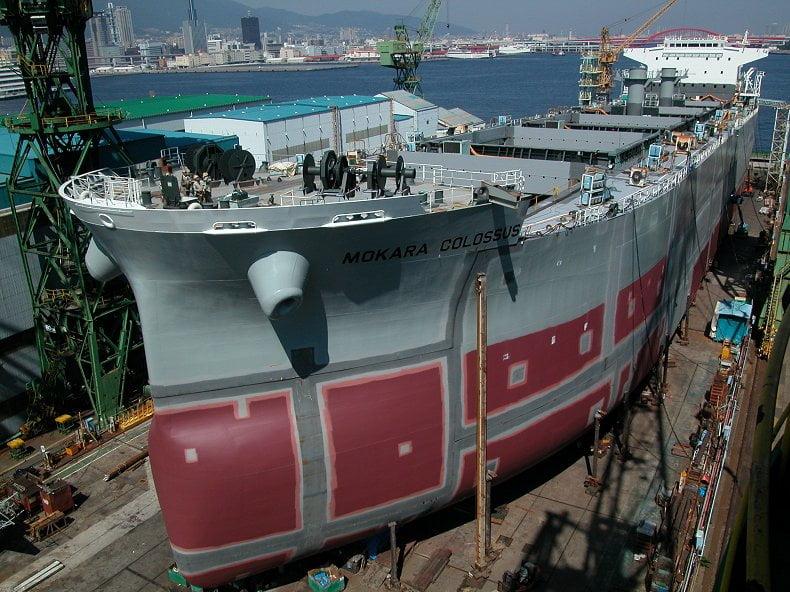 kawasaki barco
